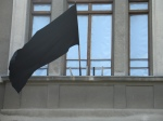 Igor Grubić, Black Flags 2012, Courtesy: the artist