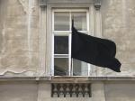 Igor Grubić, Black Flags 2012, Courtesy: the artist
