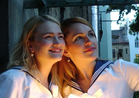 Anetta Mona Chisa & Lucia Tkakcova courtesy artist