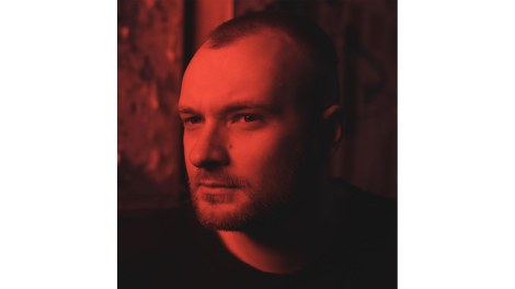 Nikolay Karabinovych. Photo by Christopher Pugmire